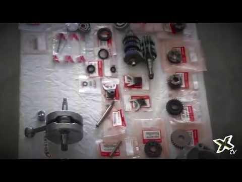 Honda CR 500 C.M. Project