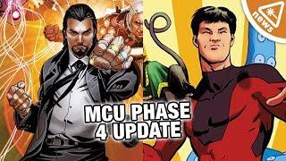 Kevin Feige Updates Fans on the MCU's Future! (Nerdist News w/ Jessica Chobot)