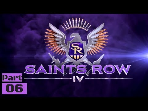 Saints Row 4: Re-Elected Walkthrough Gameplay Part 6- The Pledge