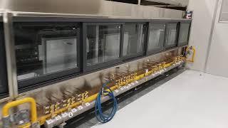 Hệ thống cấp gas cho lò nướng bánh nhà máy ORION VIỆT NAM