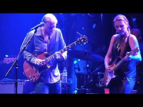 Tedeschi Trucks' @ The Royal Albert' - Angel From Montgomery