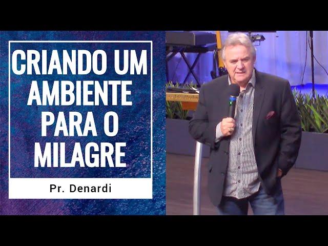 Pr. Denardi no Angelus Temple - Los Angeles - Ministério Intimo do Pai - 3º DIA