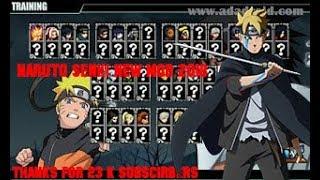 Naruto Senki Ultimate Revolution Beta - BY Cahyana Saputra Apk