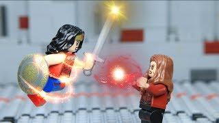 Lego Superheroes Champion Wonder Woman vs Scarlet Witch Episode 05