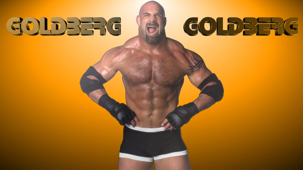 WCW/WWE GOLDBERG THEME SONG COVER