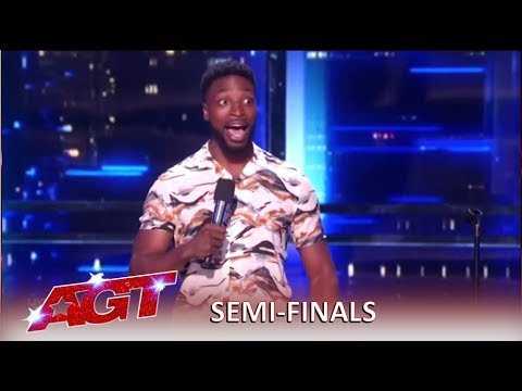 Preacher Lawson: How Awful It Was To Lose To Darci Lynne  | America's Got Talent 2019
