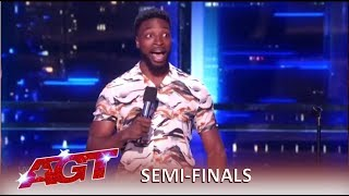 Preacher Lawson: How Awful It Was To Lose To Darci Lynne 🤣 | America's Got Talent 2019