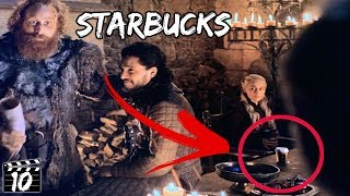 Top 10 Worst Mistakes In Game of Thrones