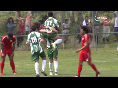 OFC Stage 1 Qualifiers - COOK ISLANDS 3-0 TONGA | Highlights