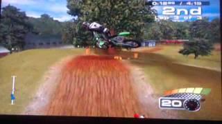 MX 2002 featuring Ricky Carmichael-SOUTHWICK race