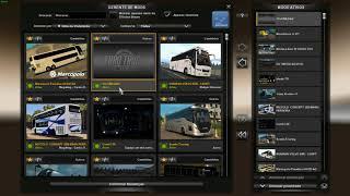 Euro Truck Simulator 2 - Pacote de Busão Free 1.30