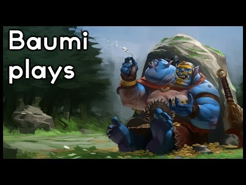 Dota 2 | SUPER ROAMING SUPPORT!! | Baumi plays Ogre Magi