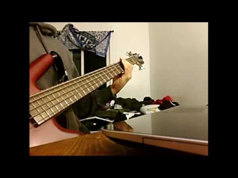 Lazy Lewis - Dancing Days (Bass Cover)