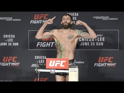 Fight Night Oklahoma City: Official Weigh-ins