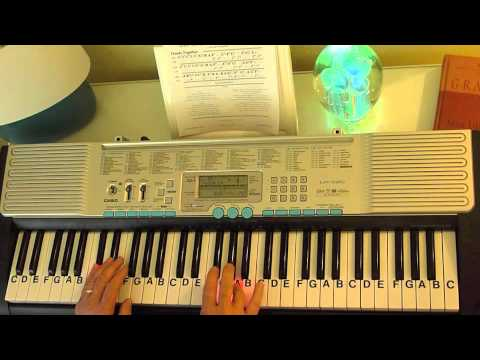 How to Play ~ I Can ~ NAS ~ LetterNotePlayer ©