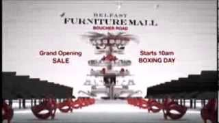 Belfast Furniture Mall - Grand Opening Sale - Christmas 2013
