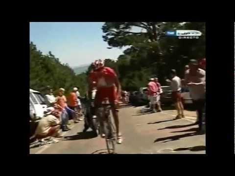 Vuelta a Burgos 2006 - Lagunas de Neila