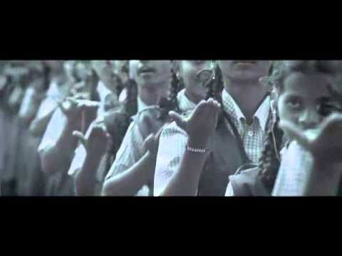 The Silent Indian National Anthem..Official HD