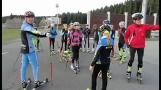 NMNM soustredko film - Biatlon Ostrava