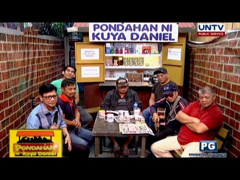 Pondahan ni Kuya Daniel (October 23, 2017)