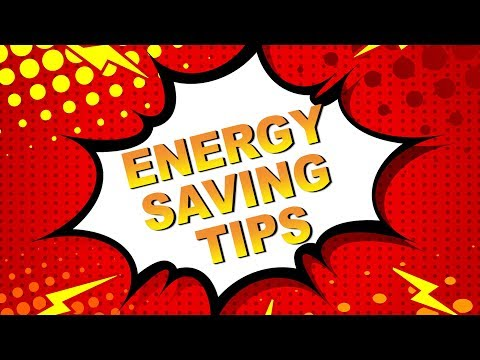 Summer Energy Saving Tips - Air Filters and HVAC Equipment