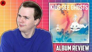 KIDS SEE GHOSTS (Kanye West, Kid Cudi) | Album Review