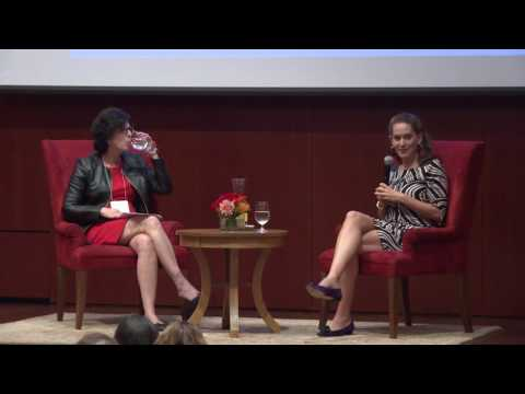 Leadership Assembly 2016 - In Conversation with Debora L. Spar and Terry Newman '79