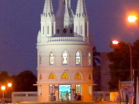 Basilica of Our Lady of Good Health  Velankanni Church