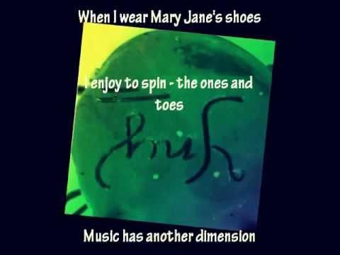 Mary Jane Shoes - Fergie  Feat. Rita Marley (Lyrics)