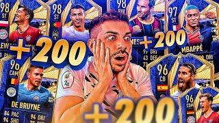 +200 MEJORAS !!!! ** HOY ME SALE TOTY ** FIFA 21 - DjMaRiiO