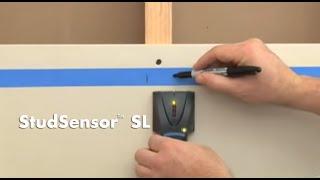 How Use Zircon Studsensor Sl Stud Finder Find Wall Studs