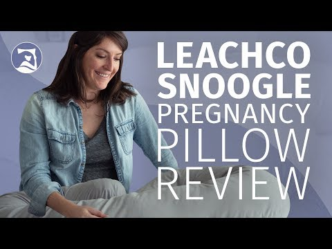 Leachco Snoogle Pregnancy Pillow Review - The Perfect Pillow For Expecting Mothers?
