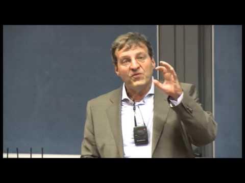 EEA Schumpeter Lecture, 2015 - Giancarlo Corsetti