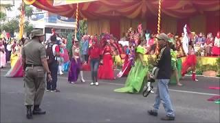 Karnapal Smp Negeri 02. Kota Prabumulih. 19 Okt 2015.