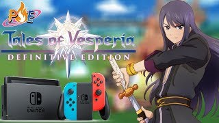 Tales of Vesperia Definitive Edition HYPE & Switch + Mario Tennis Dominates Japan Sales! | PE NewZ