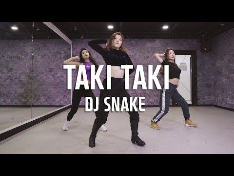 DJ Snake - Taki Taki Ft. Selena Gomez, Ozuna, Cardi B / Harin Kim Koreografi Tari