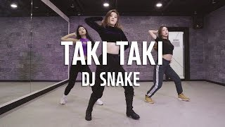 DJ Snake - Taki Taki ft. Selena Gomez, Ozuna, Cardi B / harin kim choreography