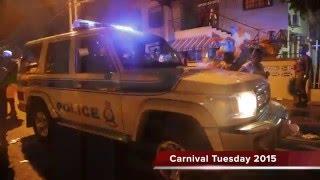 Carnival Sadness 2015