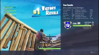 Fortnite_storm win thumbnail