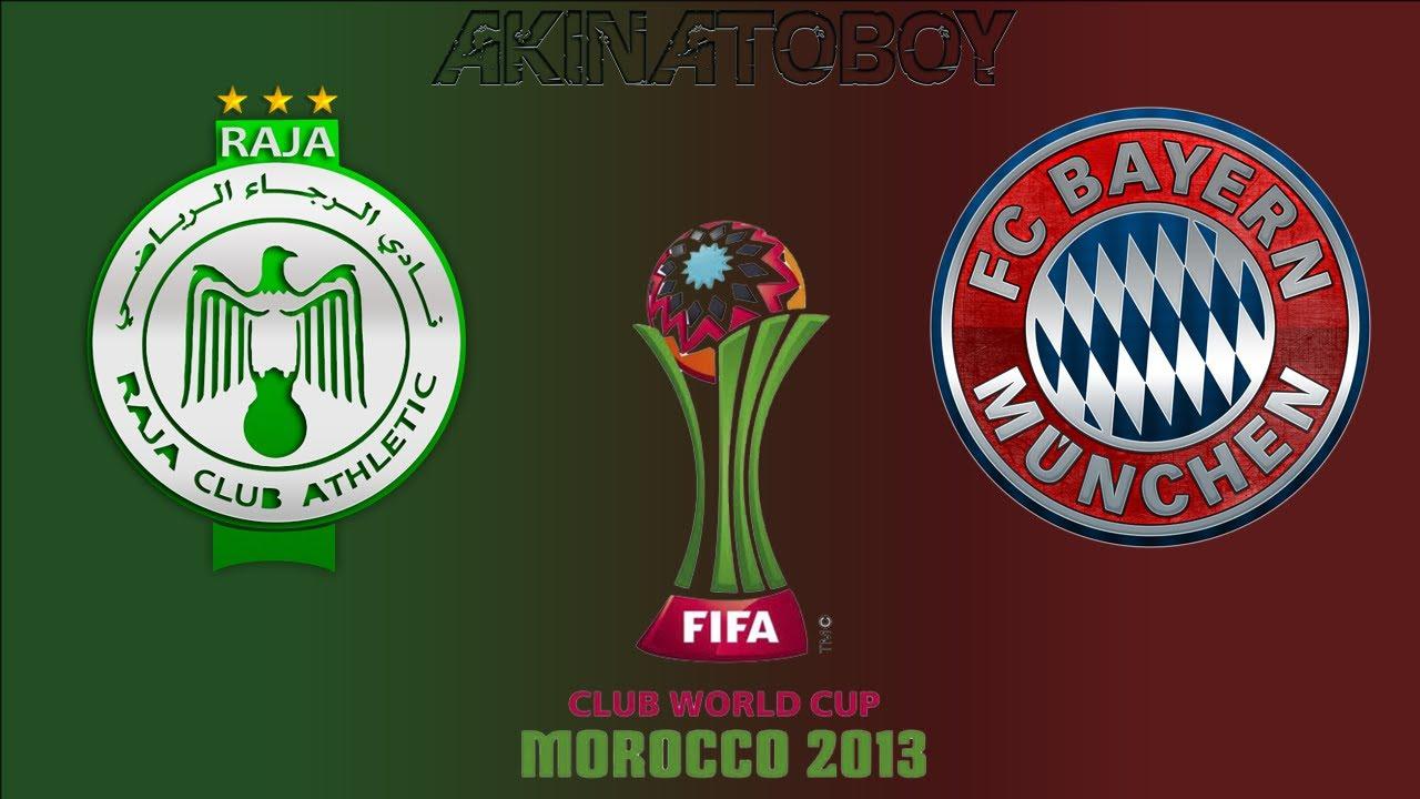 Mundial De Clubes: Raja Casablanca X Bayern Munich
