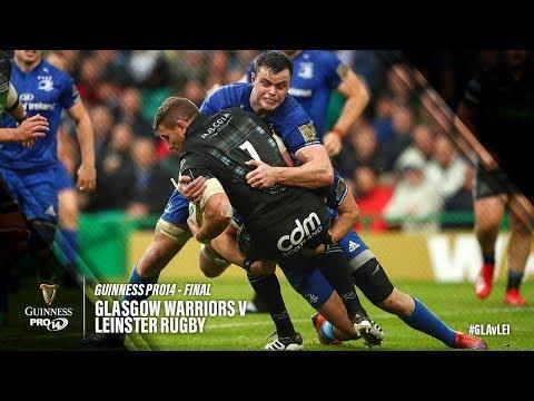 Guinness PRO14 Final 2019: Short Highlights Glasgow Warriors v Leinster Rugby