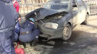 Авария на микрорайоне в Новошахтинске 01.03.2017.(подробности)