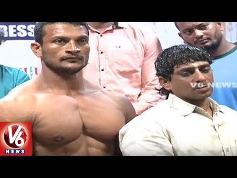Hyderabadi Builder Qualifies For Mr World   Special Story On HCA Development   Aata   V6 News