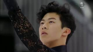 2017 US Nationals - Nathan Chen SP Universal HD