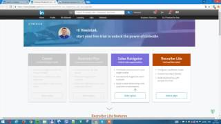 LinkedIn - (ЧАСТЬ 1) секреты работы для HR, Recruiter, Sales &amp; BD<