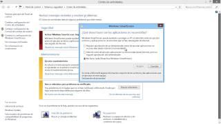 Windows 8 Tips Trucos Secretos  - 13 Cambiar Configuración de Smart Screen Que es
