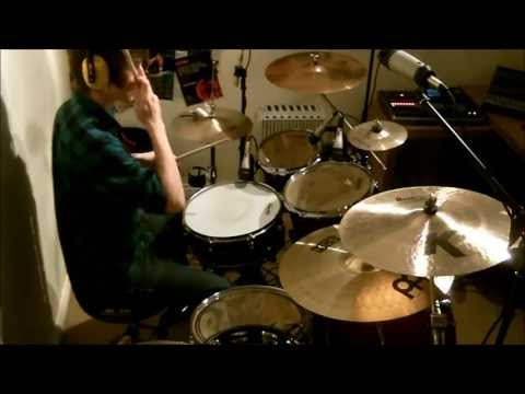 Drum Cover No Doubt - Don't Speak [With Mics]