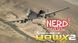 Video Nerd³ Plays... Tom Clancy's H.A.W.X 2 download MP3, 3GP, MP4, WEBM, AVI, FLV September 2018