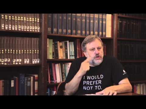 Žižek and Dupuy: Religion, Secularism, and Political Belonging - Nov. 1, 2014 Interview