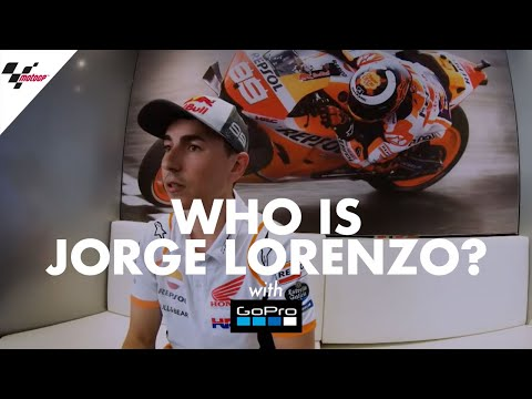 Who is Jorge Lorenzo? Ask the man himself with GoPro